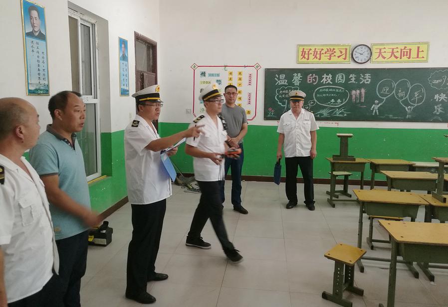 省卫生监督执法局来魏县开展国家双随机抽检工作 - 部门动态